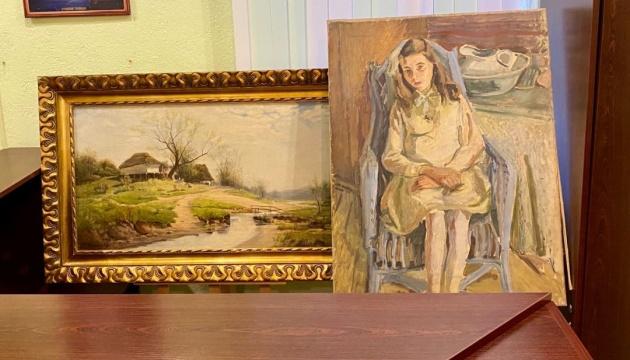 Наздоганяємо Sotheby's: полотна українських художників вперше виставили на Prozorro