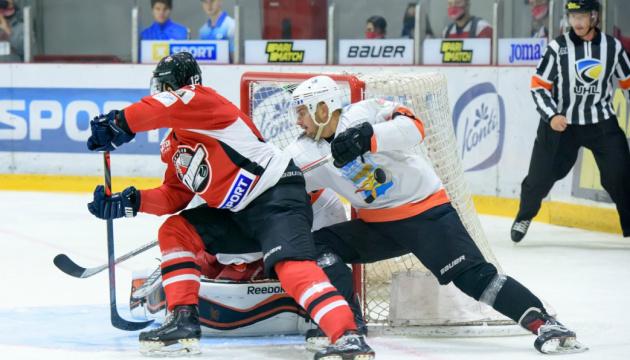 УХЛ: «Донбас» виграв перший матч у фіналі плей-офф