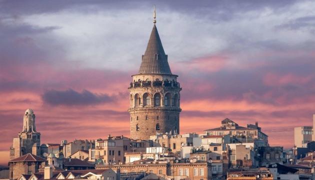 Галатийскую башню в Стамбуле открыли после реставрации