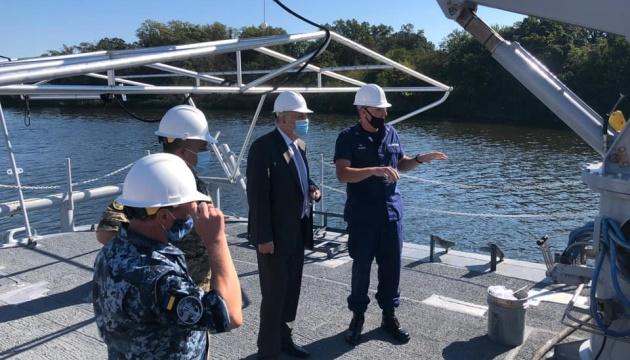 Американці передадуть Україні ще три патрульні катери «Island»