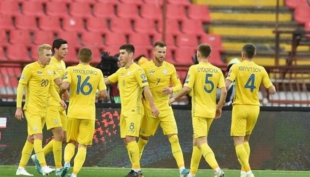 Букмекери дали прогноз на матч Ліги націй Україна - Німеччина