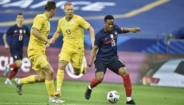 Football : les Bleus s'imposent face à l'Ukraine (7-1)