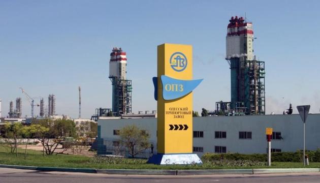 Одеський припортовий завод спростовує фейки про «газовий схематоз»