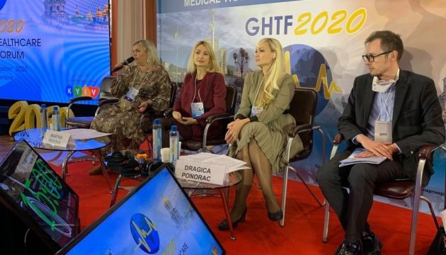 Развитие медицинского туризма в Украине обсудили на международном конгрессе