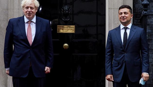UK, Ukraine sign partnership agreement