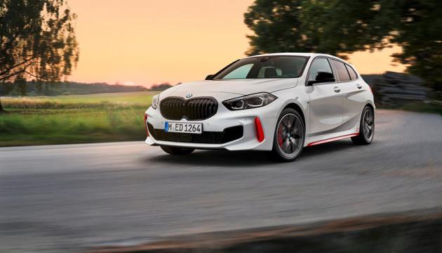BMW представила новий хетчбек