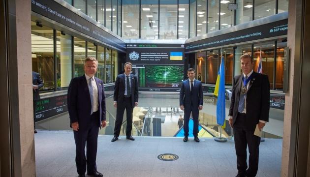Зеленський запросив британських інвесторів в Україну й розповів про ідею Київ-Сіті