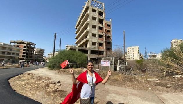 Район-привид на Північному Кіпрі відкрили для відвідувачів - ЗМІ