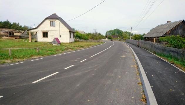 Нова дорога на Рівненщині з'єднала два села
