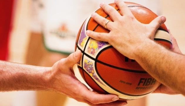 Баскетбол: збірні України зіграють матчі Євро у Словенії та Португалії