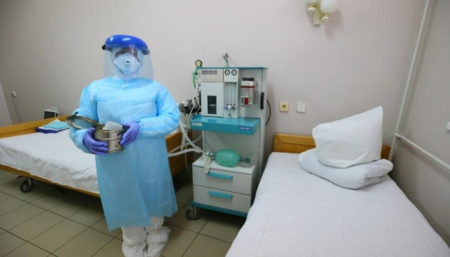 Highest incidence of coronavirus cases recorded in five regions, Kyiv city