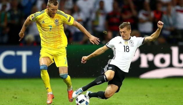 Збірна України сьогодні зійдеться з німцями в Лізі націй УЄФА