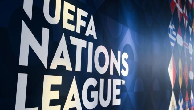 Ліга націй УЄФА: 10-11 жовтня за графіком - матчі третього туру