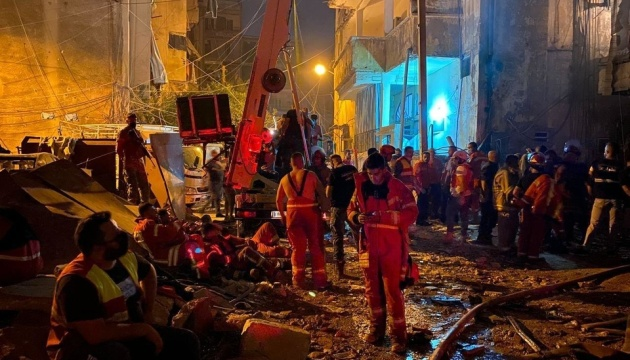 У Бейруті вибухнула цистерна з мазутом, загинули 4 людини