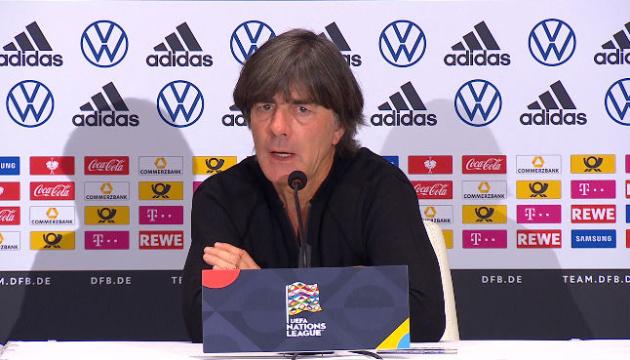 Joachim Löw: El desarrollo de la selección de fútbol de Ucrania merece atención
