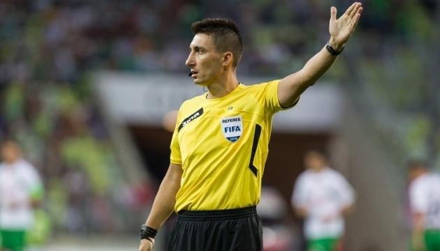Матч Ліги націй УЄФА Україна - Іспанія судитимуть поляки