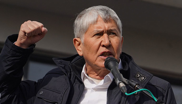 У Киргизстані затримали експрезидента Атамбаєва - ЗМІ