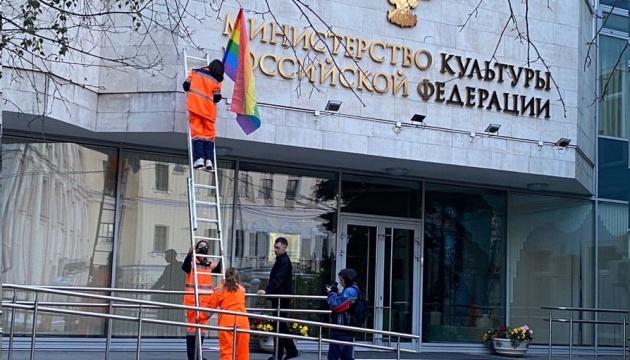 У РФ заарештували учасника Pussy Riot після «райдужного» привітання Путіна
