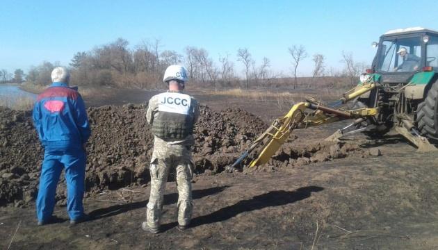 На Донеччині відновлюють критичну інфраструктуру - СЦКК
