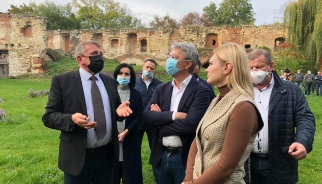 На Тернопольщине большинство замков требуют масштабной реставрации - Ткаченко
