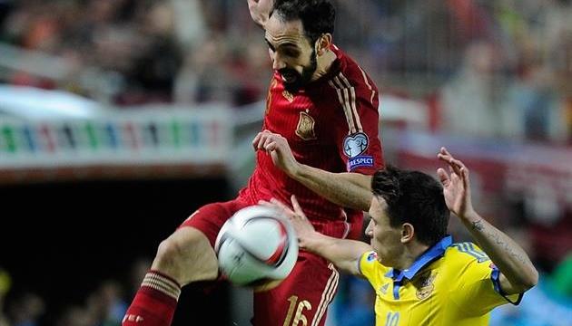 Букмекеры дали прогноз на матч Лиги наций УЕФА Украина - Испания