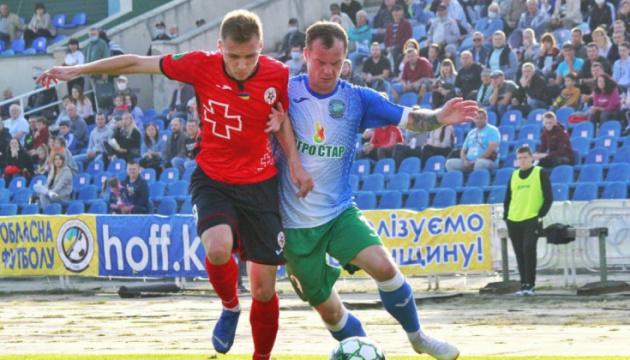 Перша ліга: «Миколаїв»,  «Агробізнес», «Волинь» здобули перемоги