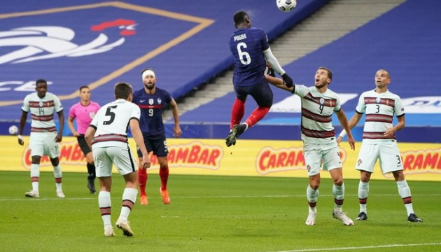 Франція і Португалія зіграли без голів у 3-му турі Ліги націй УЄФА