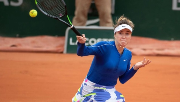 Svitolina remains world No. 5 in WTA ranking