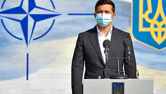 Zelensky on Ukraine's accession to NATO: It's not fiction