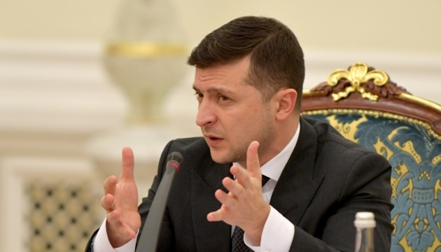 Zelensky: If I fail to end war, another person is needed
