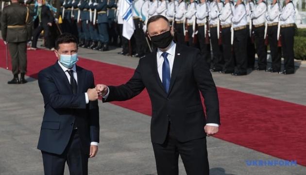 «Не дождетесь»: Зеленский уверен, что Украину и Польшу никому не удастся поссорить