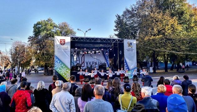 Хмельницкий приглашает на фестиваль восставшего духа