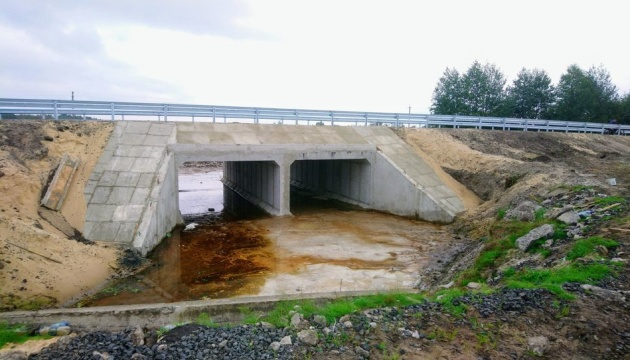 На Рівненщині звели новий міст та проклали дорогу між двома селами
