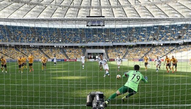 Матч 8-го тура УПЛ «Днепр-1» - «Динамо» перенесли в Киев