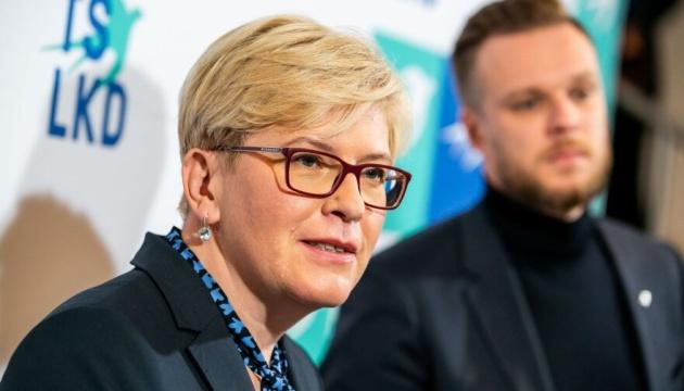 Первый тур парламентских выборов в Литве выиграли оппозиционные консерваторы