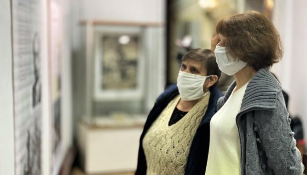 В Ривном открыли выставку «Против Голиафа» о деятелях ОУН-УПА