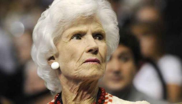 Мать сенатора Джона Маккейна умерла в возрасте 108 лет