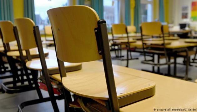 Дві київські школи закрили через коронавірус