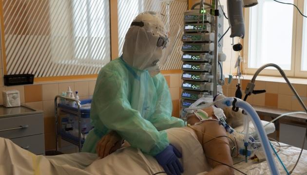 У Києві – 359 нових випадків коронавірусу, 10 осіб померли