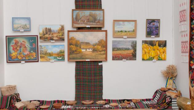 У Вінниці відкрилася виставка народного мистецтва, присвячена жнивам
