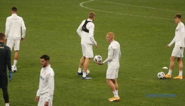 Сборная Украины сегодня сойдется с испанцами в Лиге наций УЕФА