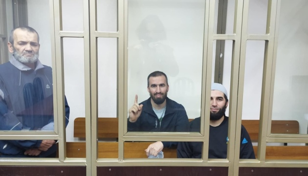 Court in Russia extends arrest of three Crimean Tatars until Jan 15
