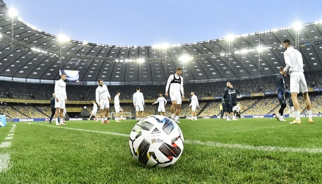 Сборная Украины по футболу назвала заявку на матч с Испанией
