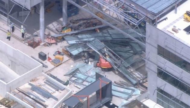 В австралійському університеті обвалився дах, є загиблі й постраждалі