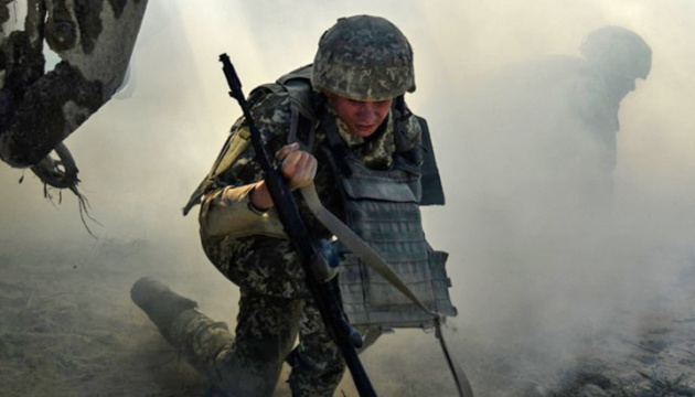 Invaders violate ceasefire in Donbas three times. One soldier wounded