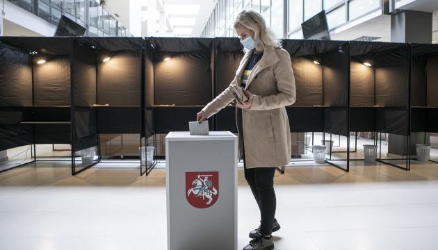 Выборы в Сейм Литвы: В первом туре победили консерваторы