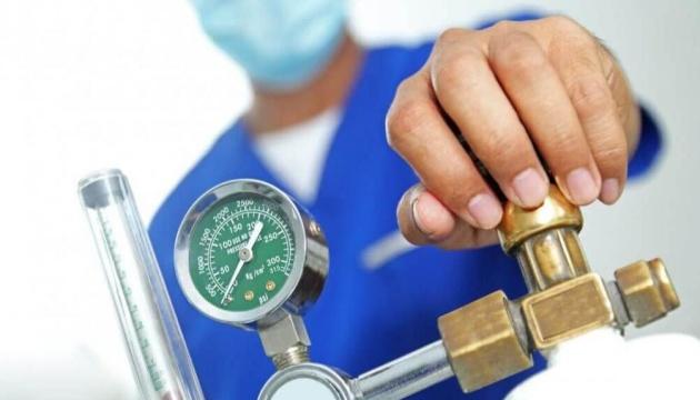 Кабмин перераспределил 60 миллионов на обеспечение кислородом больниц Черниговщины