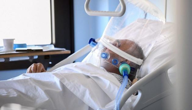 В больницах Киевской области за месяц установили почти 700 кислородных точек
