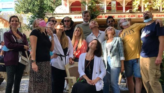 Istanbul Art Residency: украинские художники пишут Стамбул в рамках международного проекта