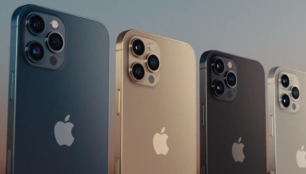 Apple представила новый iPhone 12